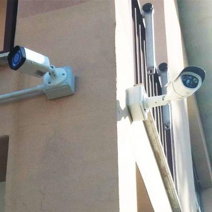 Sistema di videosorveglianza per chiese